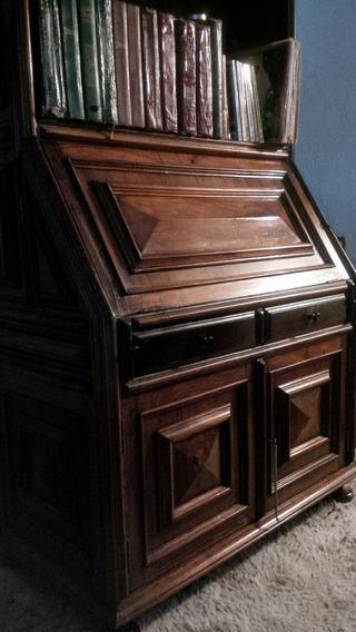 Escrivaninha Antiga Grande Muito Linda Ac Trocas