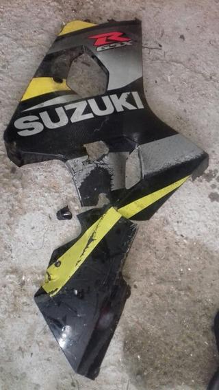 Carenagem Lateral Direita Srad 750 2005 Gsxr 750 Suzuki