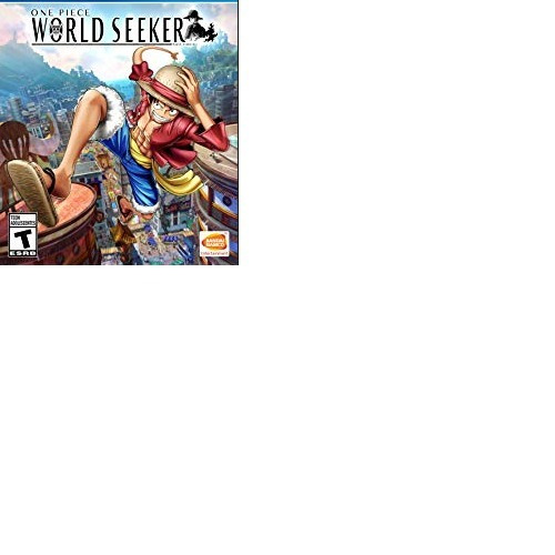 One Piece World Seeker Deluxe Edition-pc-dvd(midia Fisica)