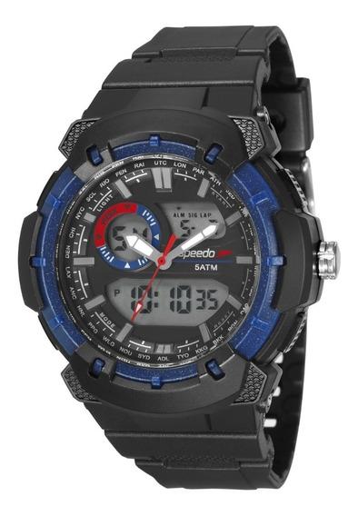 Relógio Speedo Masculino 81184goevnp2