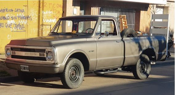 Chevrolet C-10 C10 C 10 1970 Brava -no Silverado, No F100-