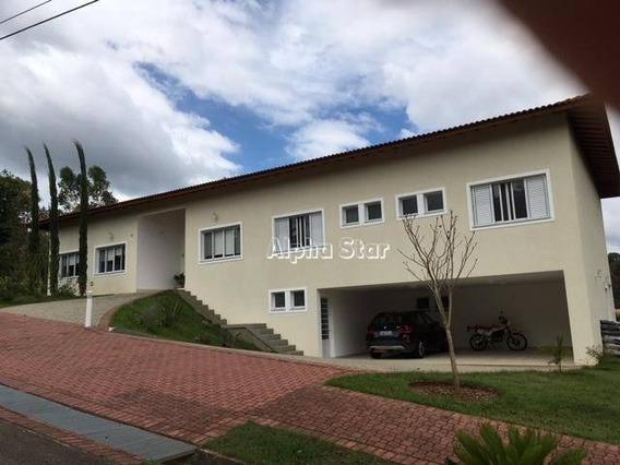 Casa Com 4 Dormitórios À Venda, 460 M² Por R$ 2.200.000,00 - Ecoville - Araçariguama/sp - Ca2016