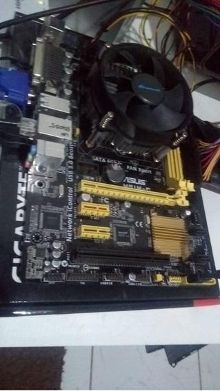 Kit Intel Core I3 4150 + Placa Mãe H81m + 4gb Ddr3