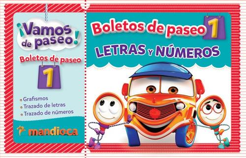 Imagen 1 de 1 de Boletos Para Pasear Por 1° - Estación Mandioca -