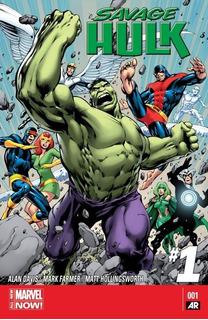 Savage Hulk #1 (2014) All-new Marvel Now!