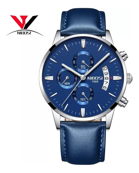 Relógio Masculino Nibosi Original