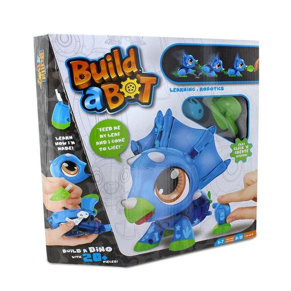 Build A Bot Dinossauro - Multikids