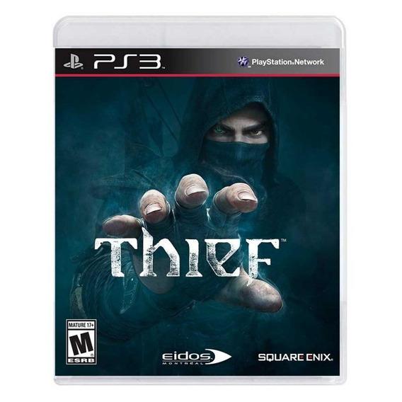 Thief Ps3 Mídia Física Novo Lacrado