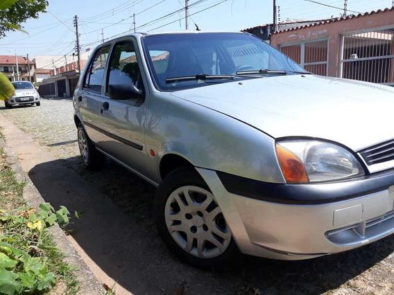Ford Fiesta Glx 2000/2000 1.6 Gasolina Zetec. Economico