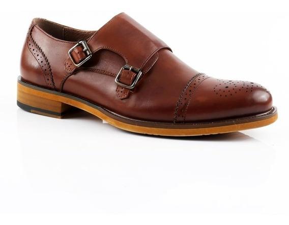 Zapato Stork Man Cain Chocolate