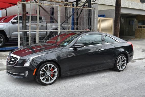 Cadillac Ats Coupe Paq E 2015