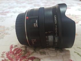 Lente Canon 15 Mm