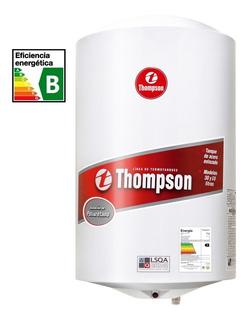 Thompson - Termotanque Calefon Clase A Respaldo James 30l Bi
