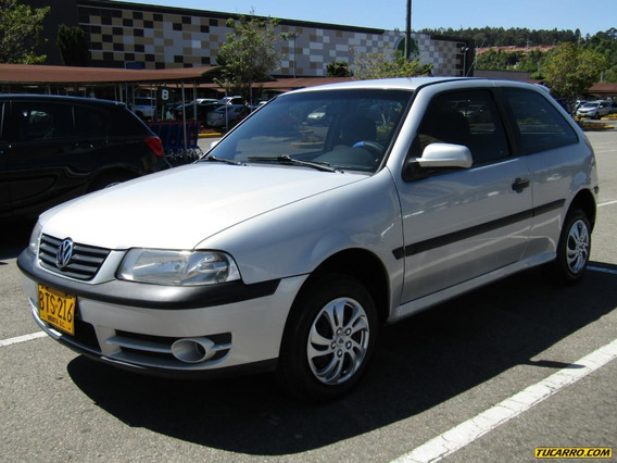 Volkswagen Gol Plus 1.0 Mt