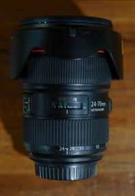 Lente Canon 24-70 L Ii 2.8