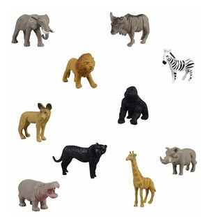 Safari Animales Vending Maquinas 2 Pulgadas Expendedora Bolo