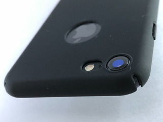 Capa Case iPhone 7 & iPhone 8 / Policarbonato Rígido 3 Cores
