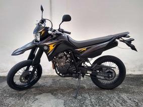 Yamaha Xtz 250x Preta Gasolina Supermotard Lander