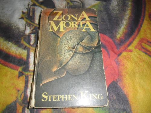 Zona Morta Stephen King - Veja Fotos E Leia Descrição