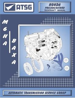 Baxa Manual Reparación Transmisión Automática Baxa Maxa M6ha