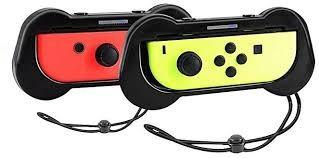 Joy-con Grip Para Nintendo Switch (2 Unidades)