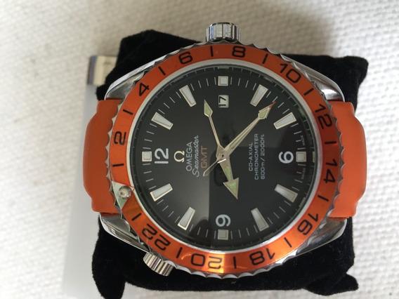 Relógio Seamaster Gmt - Enviando
