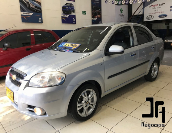 Chevrolet Aveo Amotion A/t