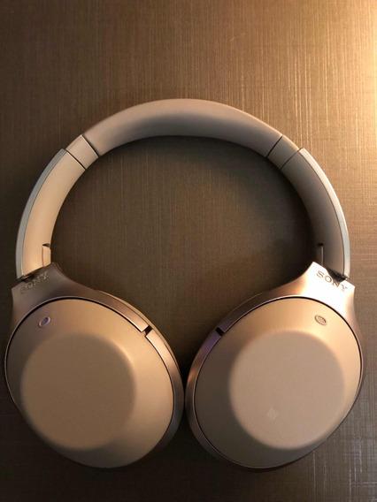 Fone Sony Mdr 1000x Com Cancelamento De Ruídos