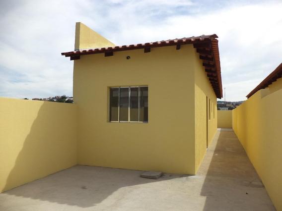 Casa Em Jardim Esperança, Francisco Morato/sp De 56m² 2 Quartos À Venda Por R$ 170.000,00 - Ca202909