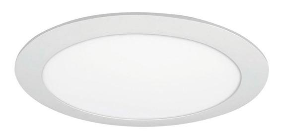 Lámpara Led Redonda Para Empotrar, Luz Blanca 3 W