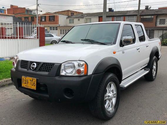 Nissan Frontier Ax 3000cc 4x4 Tdi Aa Ab Dh