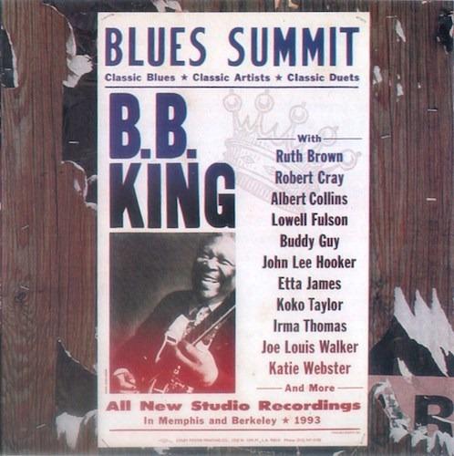 Blues Summit - King Bb (cd)