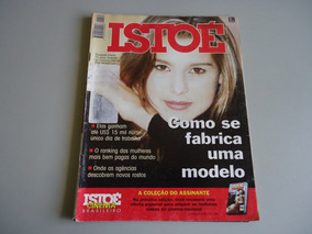 Isto É 1449 - Modelos Top Models - Viviane Senna - Fhc -
