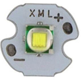Power Led Cree Xml 10w Branco Frio 6500k T6 K1682 U2 14mm
