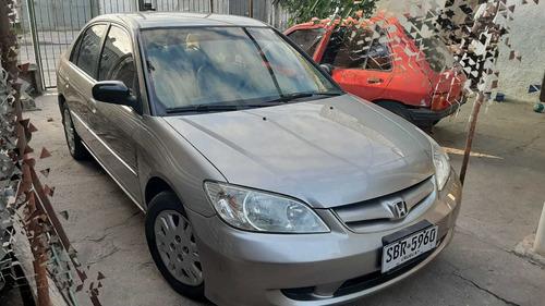 Honda Civic Lx 2004. Automático. Muy Cuidado.