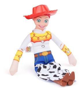 Muñeco Toy Story Soft Woody Jessie Buzz New Toys