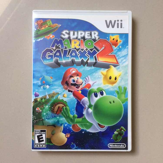 Game/ Jogo Super Mario Galaxy 2 Wii