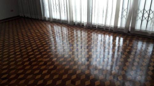 Imagem 1 de 27 de Casa À Venda, 203 M² Por R$ 999.000,00 - Bosque Da Saúde - São Paulo/sp - Ca1780