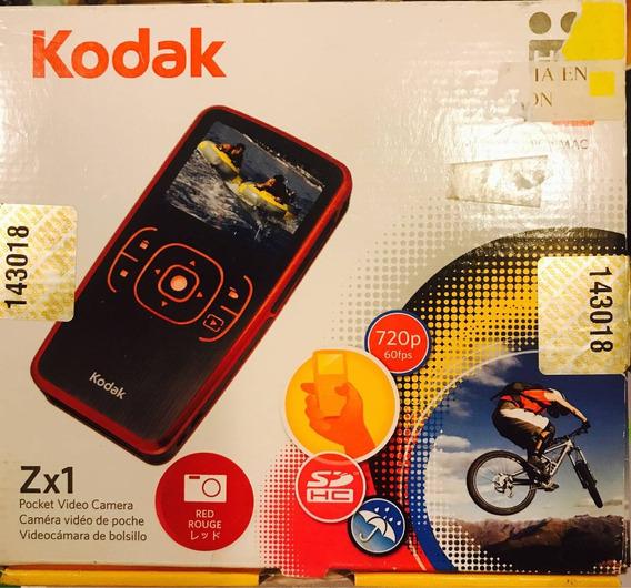 Camara Filmadora Kodak Zx1