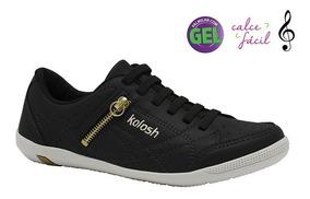 Tenis Casual Kolosh C0413 Calce Facil Kls Sapato Dakota
