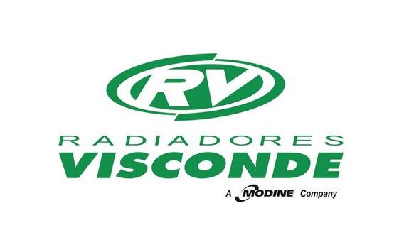 Radiador Visconde 12576 Gm Astra/zafira 99/