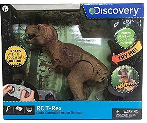 Juguete De Dinosaurio De Control Remoto (t-rex)