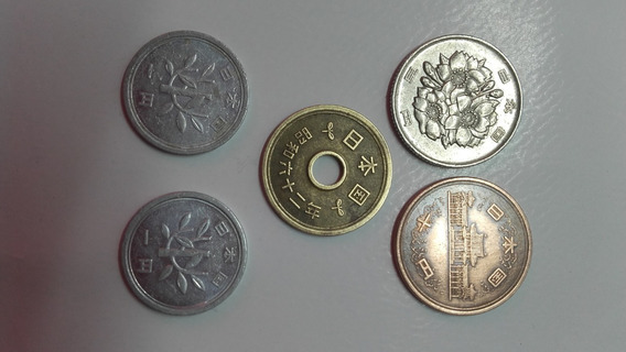 Monedas Japon