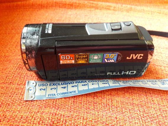 Só Filmadora Jvc Full Hd K2 C/defeito Não Funciona Peças