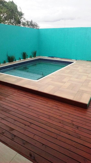 Vende Casa Com Piscina No Santa Isabel - Cs1386v