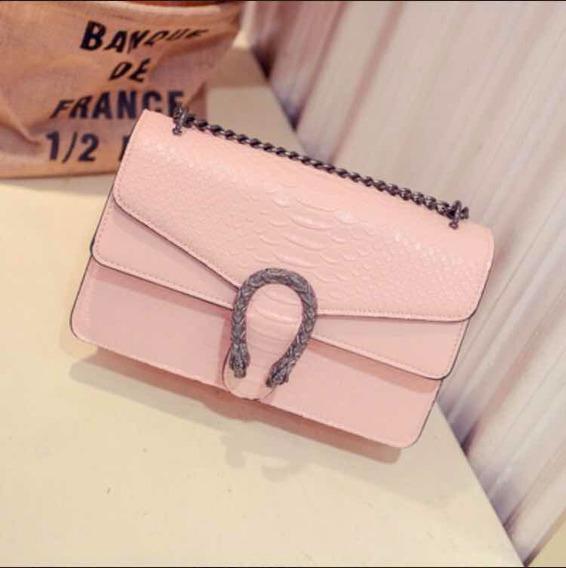 Bolsa Gucci Dionysus Rosa Preloved Luxury