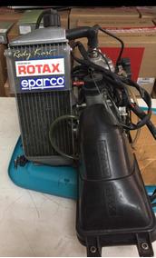 Rotax Max Junior O Minimax Go Kart