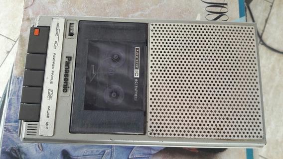 Gravador Portátil Panasonic Barato 120 Reais ( Leia Anúncio
