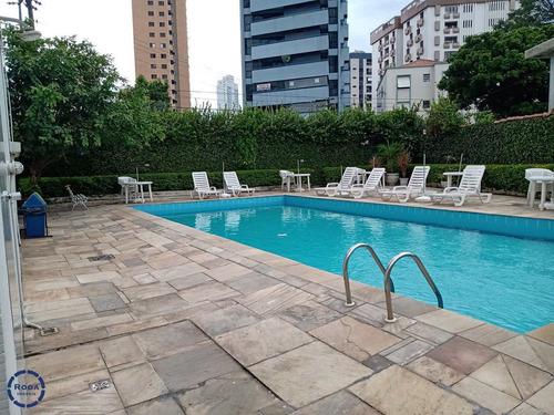 Apartamento Com 2 Dorms, Ponta Da Praia, Santos - R$ 496 Mil, Cod: 18500 - V18500