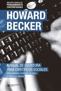 Manual De Escritura Para Cientificos Sociales - Como Empezar